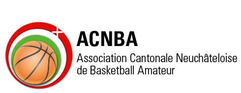 ACNBA – Association Neuchâteloise de Basketball Amateur Logo